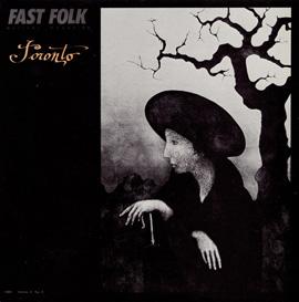 Fast Folk Musical Magazine (Vol. 4, No. 8) Toronto