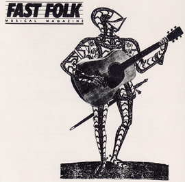 Fast Folk Musical Magazine (Vol. 5, No. 7) Live 2/24/90