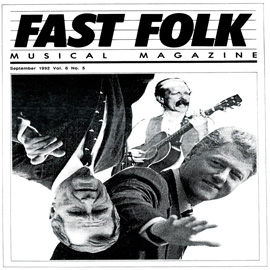 Fast Folk Musical Magazine (Vol. 6, No. 5)