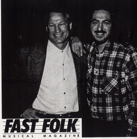 Fast Folk Musical Magazine (Vol. 6, No. 8) Keep on Keepin' On