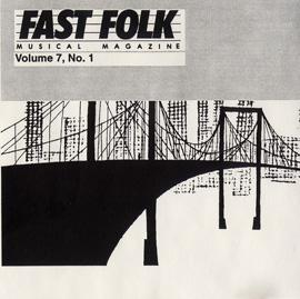 Fast Folk Musical Magazine (Vol. 7, No. 1)