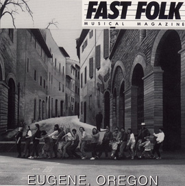 Fast Folk Musical Magazine (Vol. 7, No. 3) Eugene, Oregon