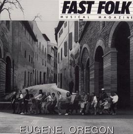 Fast Folk Musical Magazine (Vol. 7, No. 3) Eugene, Oregon