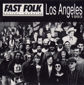 Fast Folk Musical Magazine (Vol. 7, No. 8) Los Angeles 1993