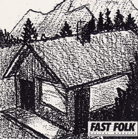 Fast Folk Musical Magazine (Vol. 7, No. 9) High Falls, 12440