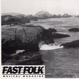 Fast Folk Musical Magazine (Vol. 8, No. 1) Falling Into the Ocean: San Francisco Bay Area Artists