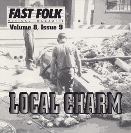 Fast Folk Musical Magazine (Vol. 8, No. 9) Local Charm
