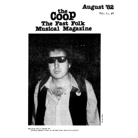 CooP - Fast Folk Musical Magazine (Vol. 1, No. 7)