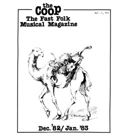 CooP - Fast Folk Musical Magazine (Vol. 1, No. 11)