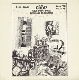 CooP - Fast Folk Musical Magazine (Vol. 2, No. 5) Love Songs