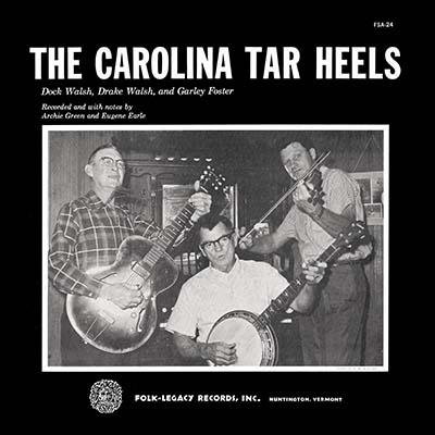 The Carolina Tar Heels