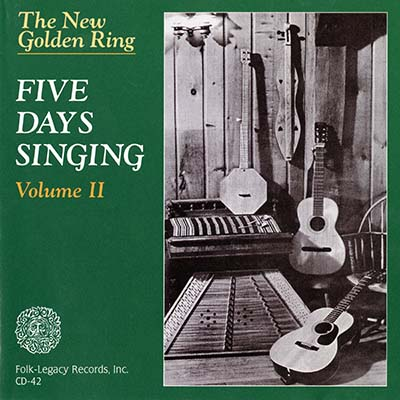 Five Days Singing, Vol. 2