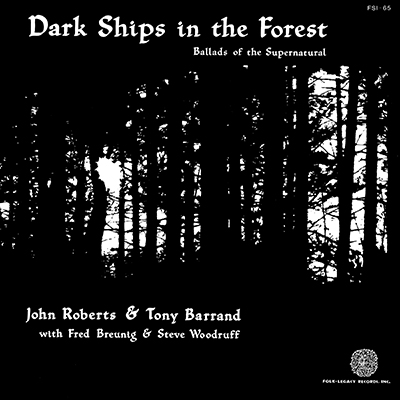 Dark Ships in the Forest: Ballads of the Supernatural