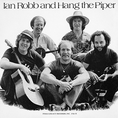 Ian Robb and Hang the Piper by Ian Robb