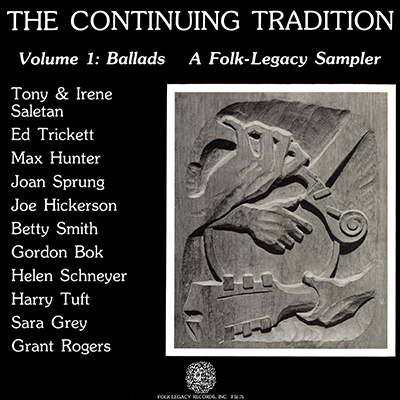 The Continuing Tradition Sampler, Vol. 1: Ballads