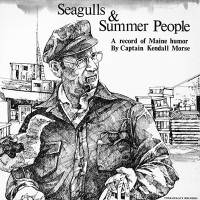 Seagulls and Summer People: A Record of Maine Humor