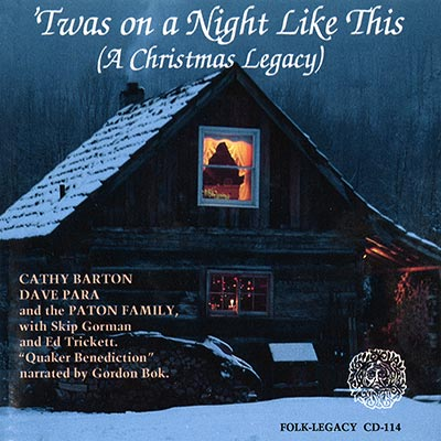 'Twas On a Night Like This (A Christmas Legacy)
