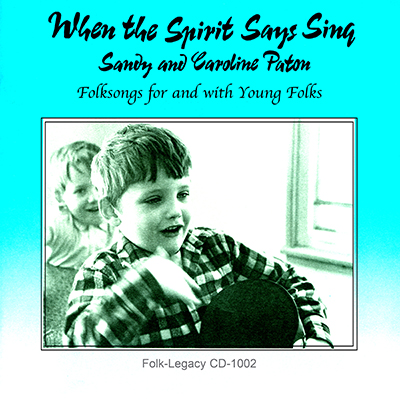When the Spirit Says Sing