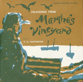 Folksongs from Martha's Vineyard