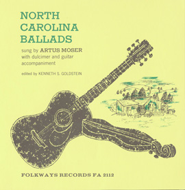 North Carolina Ballads