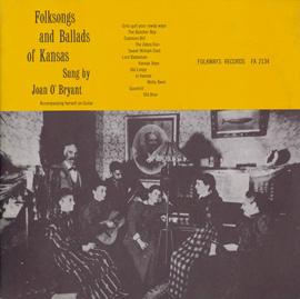 Folksongs and Ballads of Kansas