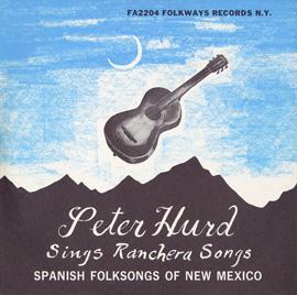 Spanish Folk Songs of New Mexico