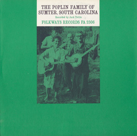Poplin Family of Sumter, South Carolina