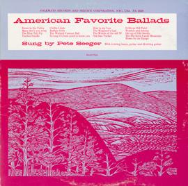 American Favorite Ballads, Vol. 1