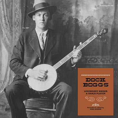 Dock Boggs: Legendary Singer and Banjo Player