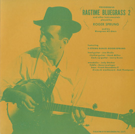 Progressive Ragtime Bluegrass - Vol. 2