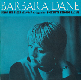 Barbara Dane Sings the Blues