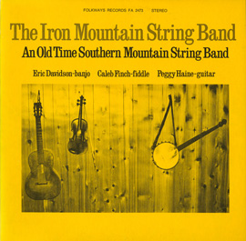 Iron Mountain String Band: An Old Time Southern Mountain String Band