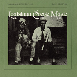 Louisiana Creole Music