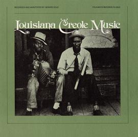 Louisiana Creole Music