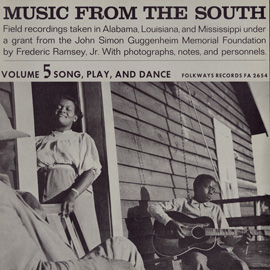 Music from the South, Vol. 5: Song, Play, and Dance