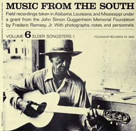 Music from the South, Vol. 6: Elder Songsters, 1