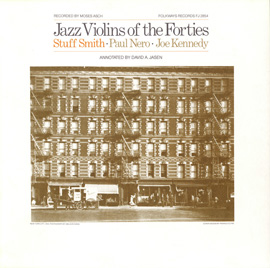 Jazz Violins of the Forties