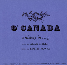 O Canada! - Oh Canada     English words by R. Stanley Weir