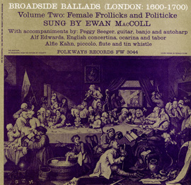 Broadside Ballads, Vol. 2 (London: 1600-1700) - Female Frollicks and Politicke