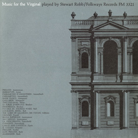 Music Played on the Virginal - Music for the Virginal