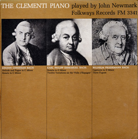The Clementi Piano: Vol. 1