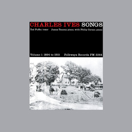 Charles Ives Songs, Vol. 1: 1894-1915.