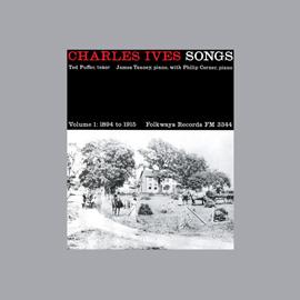 Charles Ives Songs, Vol. 1: 1894-1915.