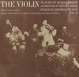 The Violin: Vol. 2