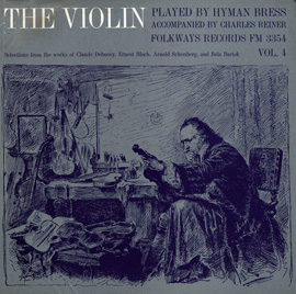 The Violin: Vol. 4