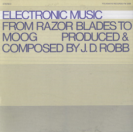 Transmutations for Orchestra and Electronic Instruments Movements Two and Three       Written by J. D. Robb