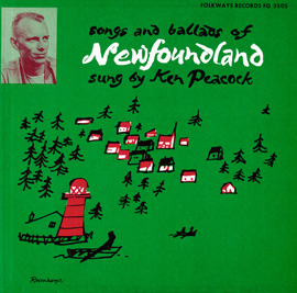 Songs and Ballads of Newfoundland