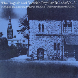 The English and Scottish Popular Ballads: Vol. 3 - Child Ballads