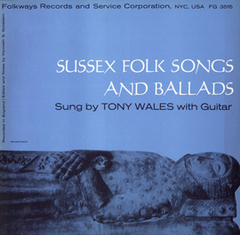 Sussex Folk Songs and Ballads