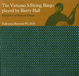 Virtuoso Five-String Banjo